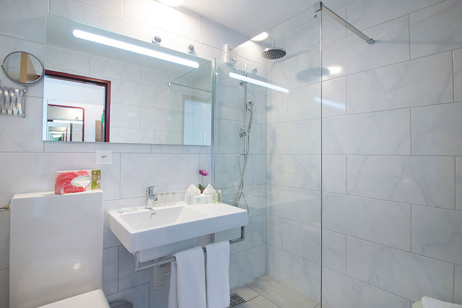 Bild normal Dusche-Einzelzimmer-Park-Hotel Inseli-_MG_6285-900x600