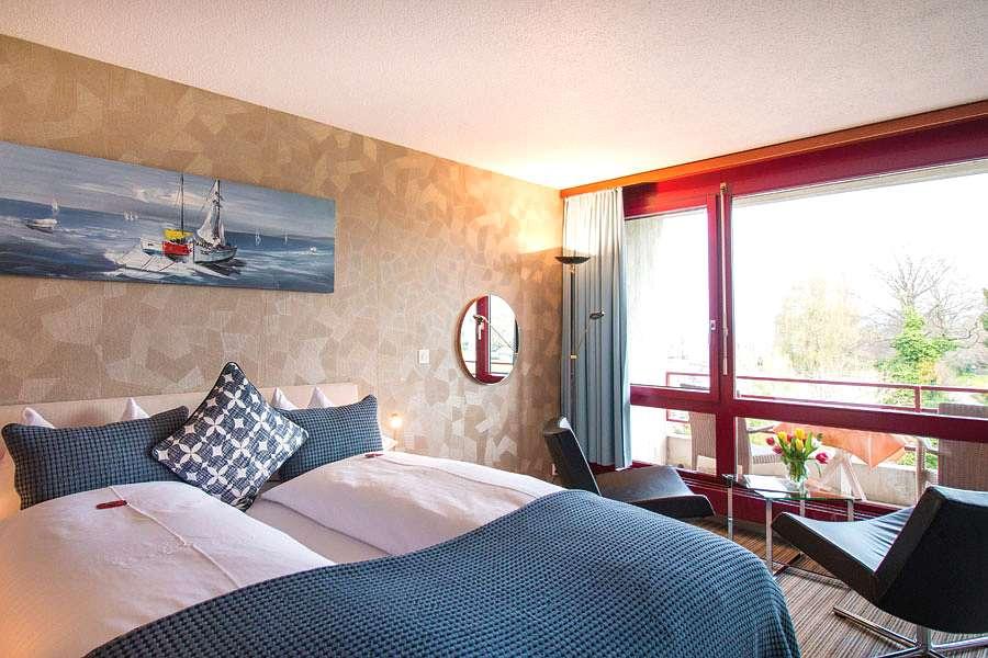 Zimmer Bett 11 - Park-Hotel Inseli - Untitled-4 - 900x600